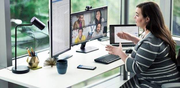 microsoft remote work solutions