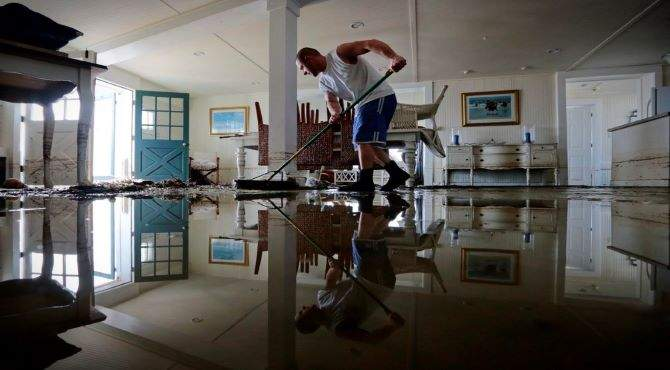 Know About Water Damage: