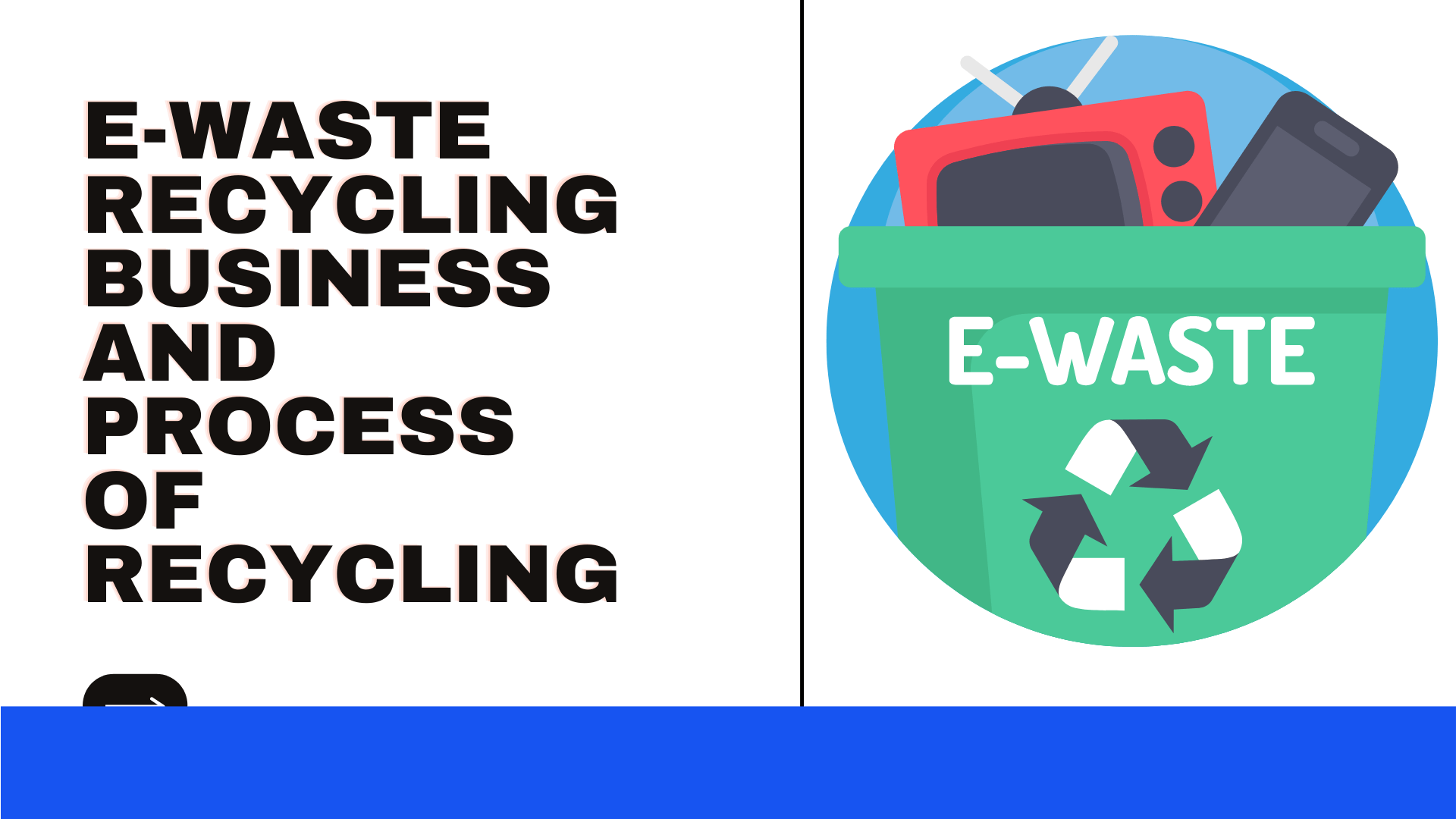 E-waste Recycling Business