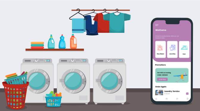 How To Start a Laundry Business By Building on Demand Laundry App?